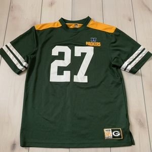 Other - mens L Green Bay packers NFL jersey 27 Lacy green